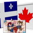 Les Québécois et Canadiens